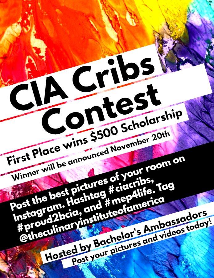 CIA Cribs Contest