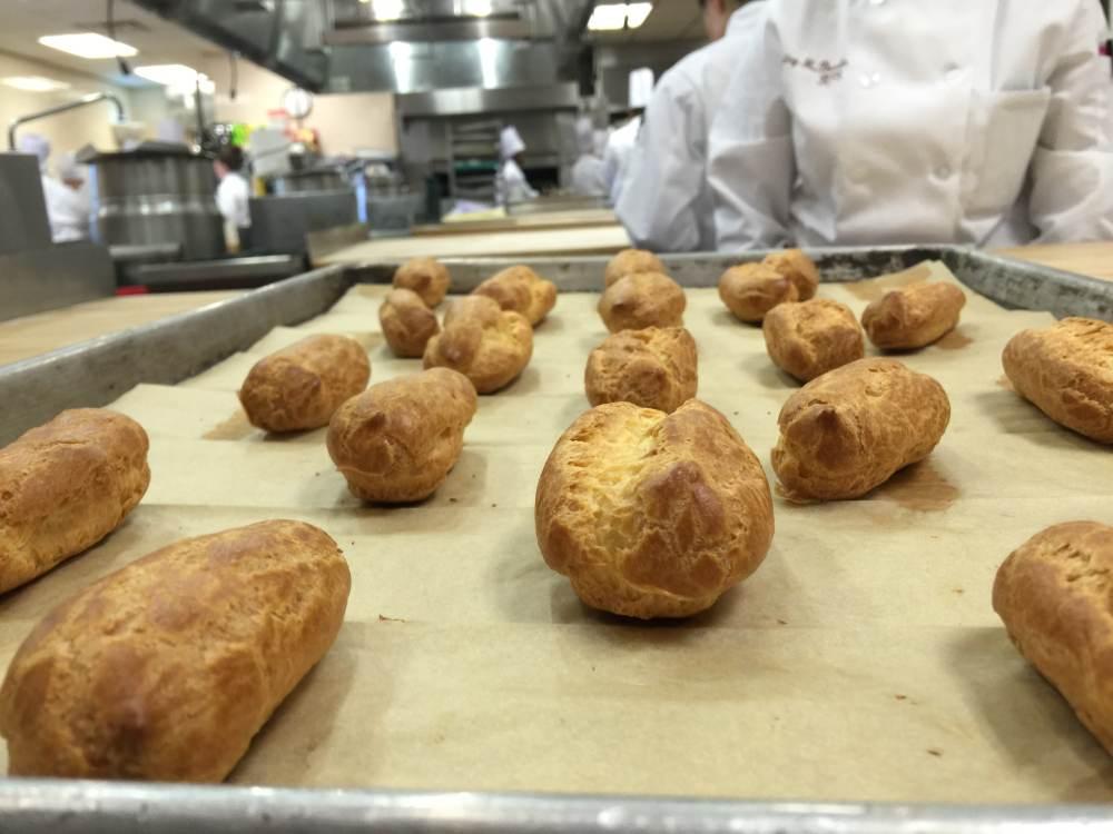Baking through CIA choux - IMG_0567