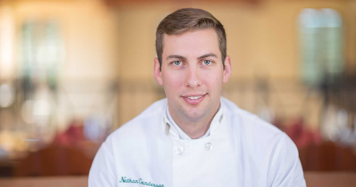 Nathan Gunderson is a U.S. Army veteran and culinary arts associate degree student at The Culinary Institute of America.