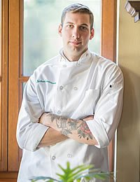 Nathan Gunderson is a CIA culinary arts associate degree student as well as a veteran of the U.S. Army.