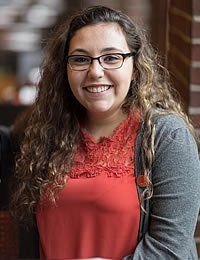 Elora Duffett is a bachelor's degree student at the CIA.