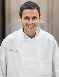 Rahul Sethi, CIA culinary arts associate degree student.