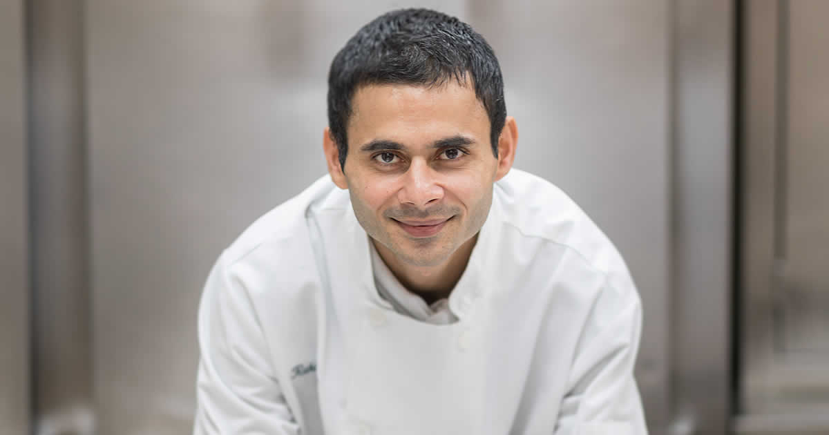 Read about Rahul Sethi, a culinary arts associate degree student at The Culinary Institute of America.