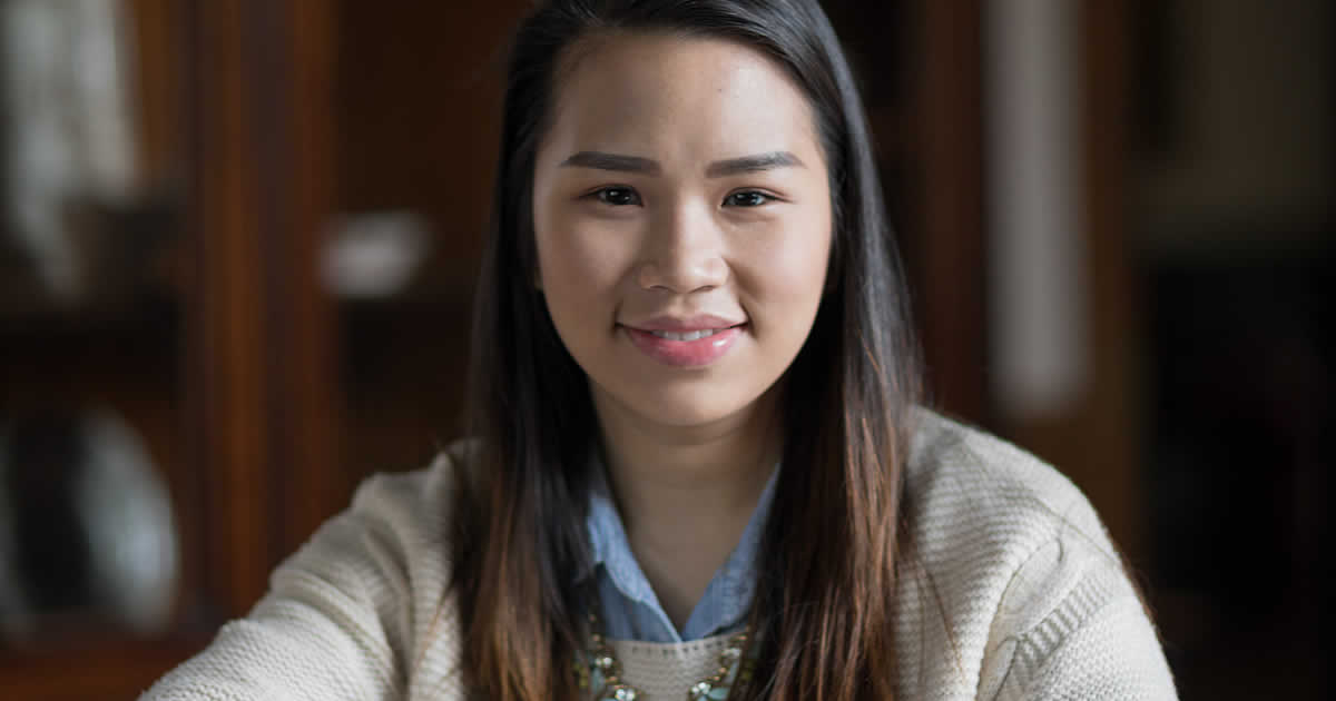 Learn about Trang Phan, CIA culinary arts student.