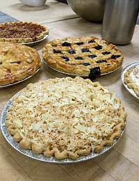 Baking Through the CIA: Pie Day!
