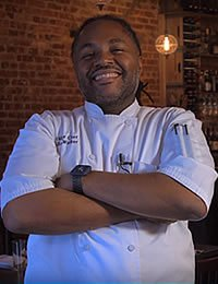 Chef Brandon Walker '01, Embrace Everything