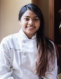 Bio photo of Damini Balachandar, CIA student