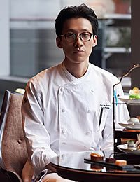 Photo of CIA culinary arts graduate Jason Jonggun Kang