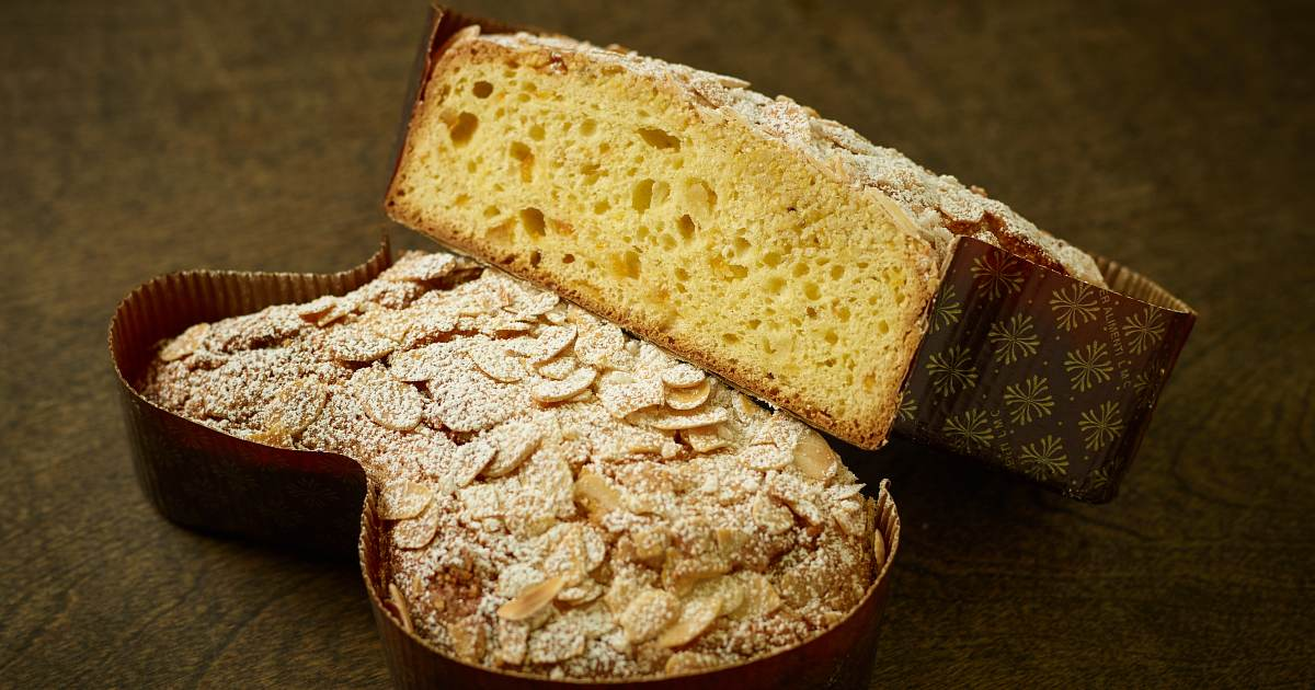 traditional Italian Easter Bread Recipe OG image