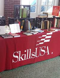 Used Books Help Cia Students Compete in SkillsUSA