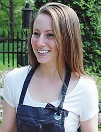 Headshot photo of Kayla Howey, CIA culinary arts alumni