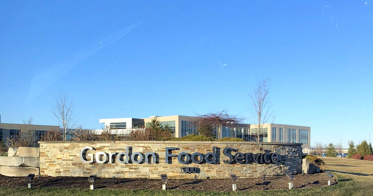 How Networking Led to an Amazing Day at Gordon Food Service | CIA