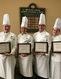 New CMBs: Learning from the Best in Baking and Pastry