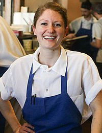 Photo of Camille Cogswell, CIA baking and pastry graduate