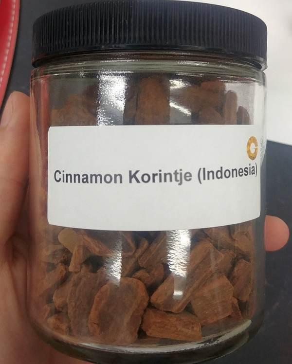 Exploring Flavor Factory Givaudan cinnamon image