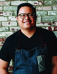 Chef Dale Talde '98, Filipino Food Goes Mainstream