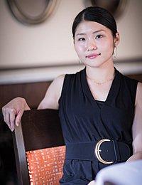 Image of Mai Mizuno, CIA culinary arts student.