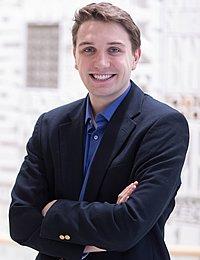 Image of Carson Moreland, CIA food business management major