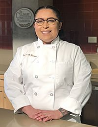 Image of CIA San Antonio baking and pastry student, Grecia Ramos