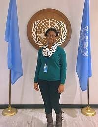 My Experience as a Youth Ambassador for the United Nations:  Initiating Sustainable Practices