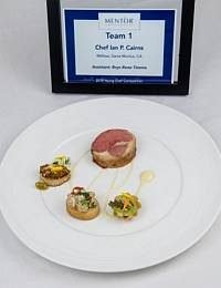 CIA Culinary Science Grads Win Ment'or Competition