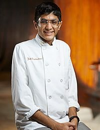 Yash Kishinchand: Passion for Food Helped Him Overcome