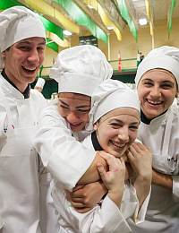 CIA Faculty's 5 Tips for Culinary Competition Success
