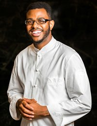 Kwame Onwuachi '13, James Beard Foundation Rising Star Chef of the Year