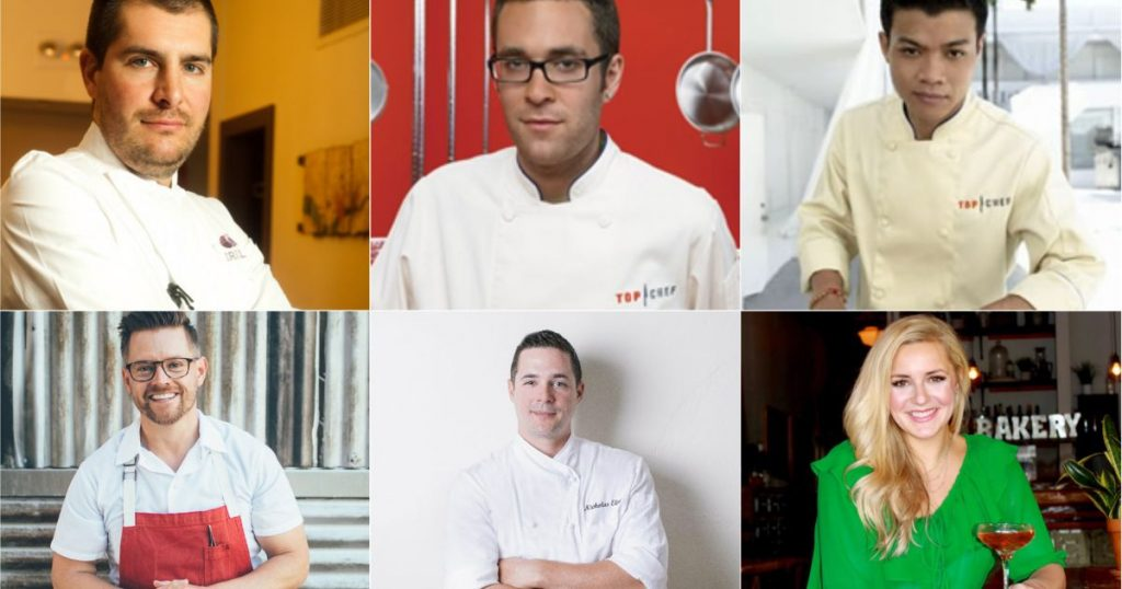 The Culinary Institute of America's Top Chef Winners