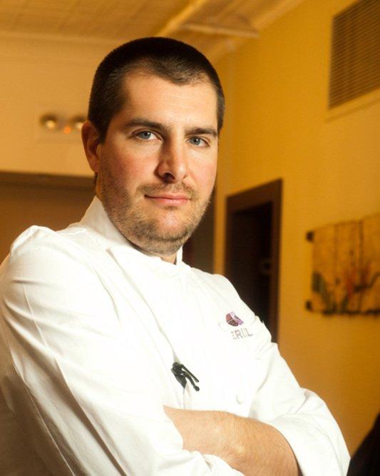Harold Dieterle (Top Chef Season 1)—President, HD Hospitality, New York City