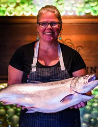Chef Jennifer Jasinski '89, Rocky Mountain Restaurateur