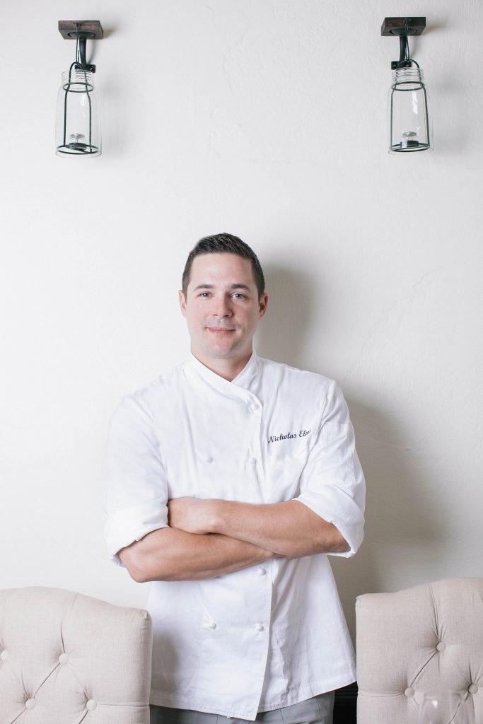 Nicholas Elmi (Top Chef Season 11)—Chef and Owner, Laurel Restaurant, Hazletown, PA
