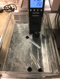Stories from the Lab: Gelatin Extraction in Action