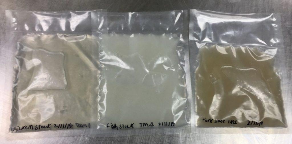 gelatin stock liquids