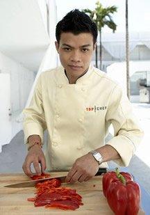Hung Huynh (Top Chef Season 3)—Executive Chef and Partner, Mamaling Asian Street Food, Orlando, FL