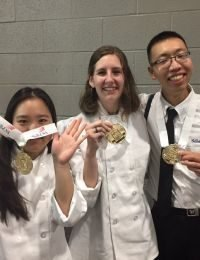 CIA Students Hit the Trifecta: Three National Gold Medals