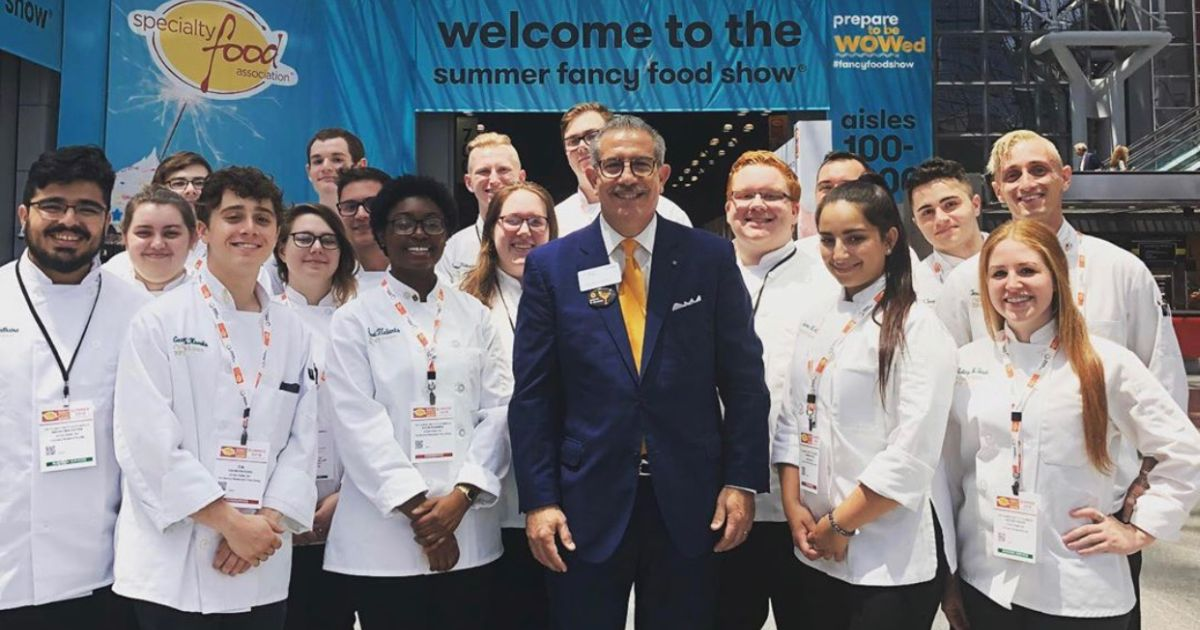 Food Show Shines Spotlight on Culinary Science