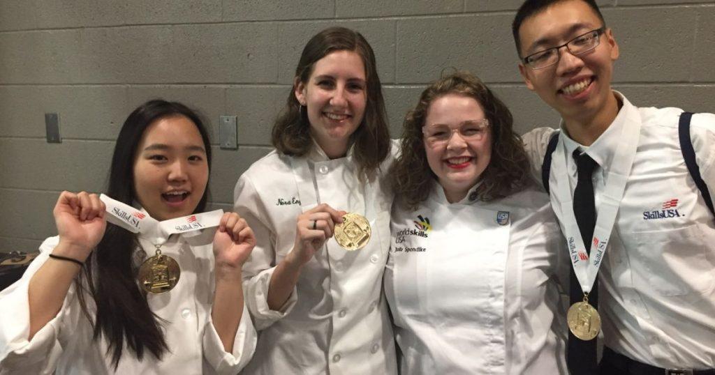 CIA students win at SkillsUSA Championship