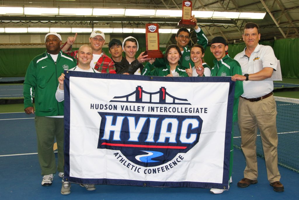 Culinary Claims First HVIAC Men's Tennis Title
