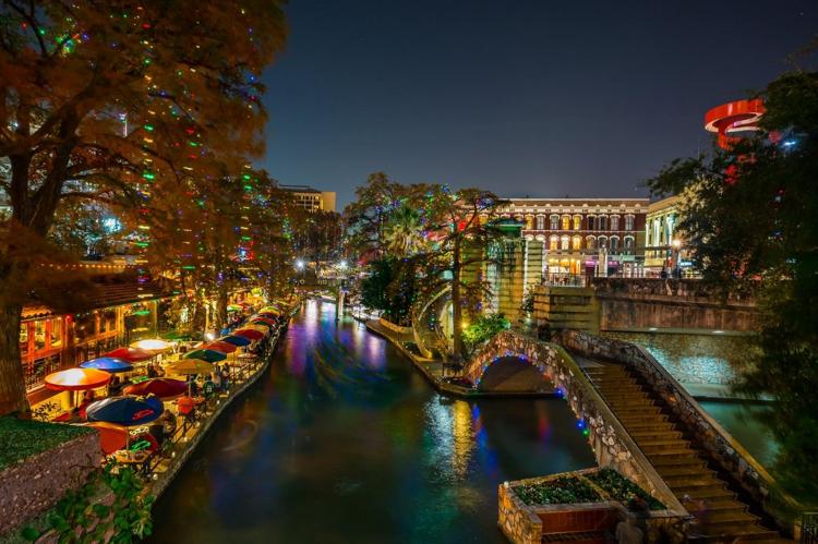 Photo Source: The San Antonio River Walk