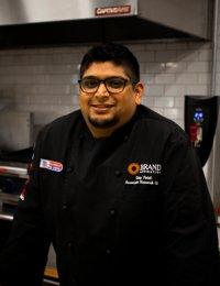 Deep Patel—An Understanding of Food and Self