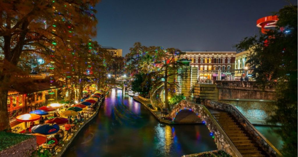 Photo Source: The San Antonio River Walk
