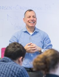 Business, Management, and Hospitality: Q&A with Jerry Fischetti '78