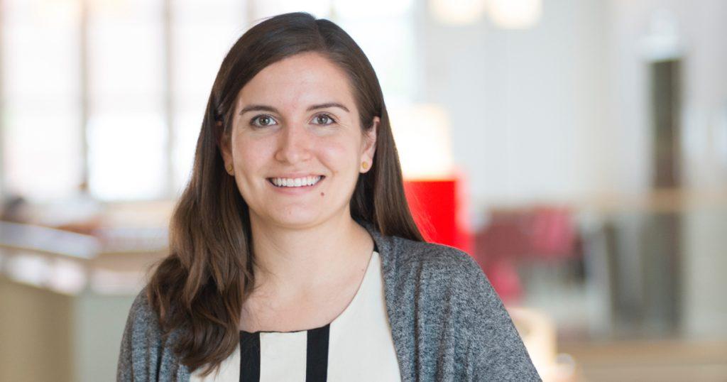 Carolyn Kading – MASTER'S STUDENT SPOTLIGHT