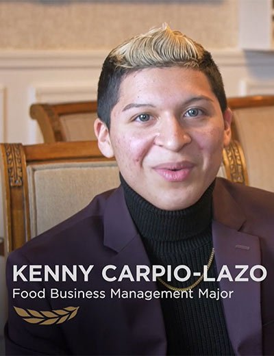 CIA Major in a Minute—Food Business Management