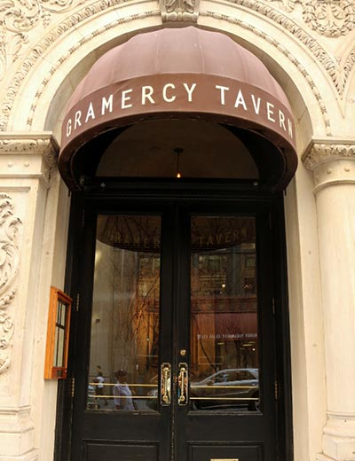 A Day at Gramercy Tavern—an Upscale Casual Michelin-Star Experience in the Heart of New York City